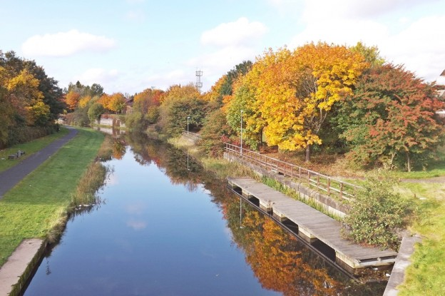 Clydebank Forth and Clyde Canal