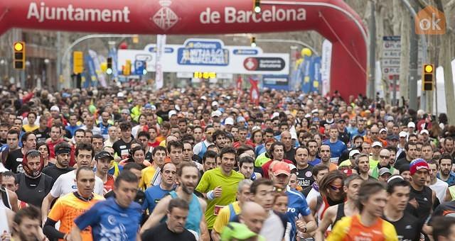 Barcelona Half Marathon 2016 race report
