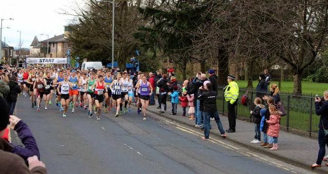 Alloa Half Marathon, 16/3/2014