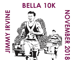 Entries now open for Jimmy Irvine Bella 10k!