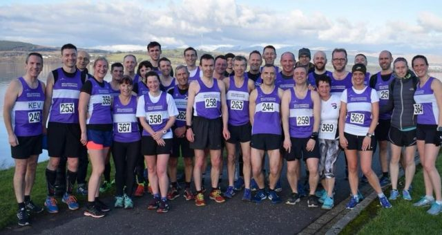 2018 Renfrewshire AAA 5 mile road race: Ladies 2nd overall, clean sweep for MV50 gents!