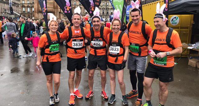 A Golden Great Scottish Run