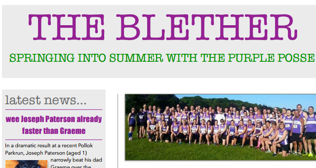Bella Blether – Summer edition now available