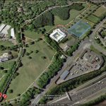 Bellahouston Park Short 1 mile Loop (map 2 of 2)