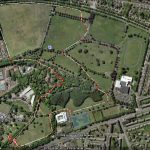 Bellahouston Park Long 2 mile Loop (map 2 of 2)