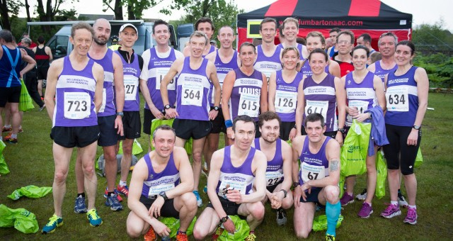 Dumbarton 10k –  Bella Results – 21 May 2015
