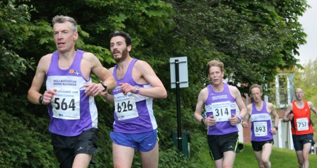 Clydebank 10k Results – 28 May 2015