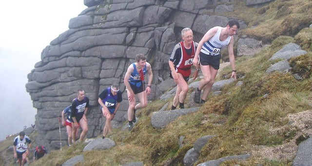Goat Fell Race Report – 16 May 2015
