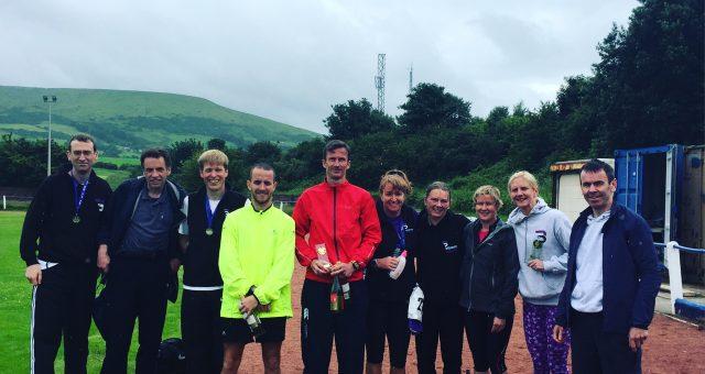 Girvan Half Marathon, 10 July 2016
