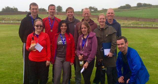 Girvan Half Marathon – 12 July 2015