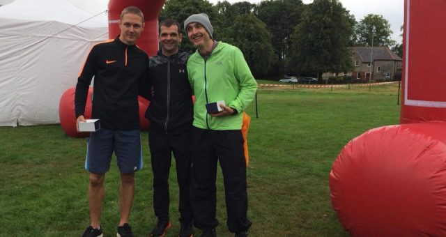 August Results, September XC training, Jimmy Irvine 10k entries