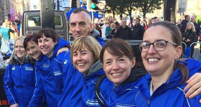 Great Scottish Run – 2nd October 2016