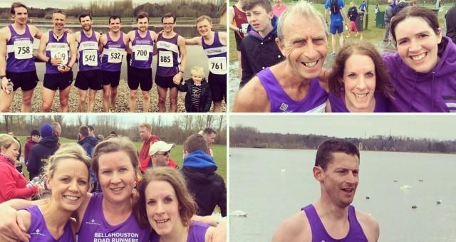Tom Scott 10mile race – 11 April 2016