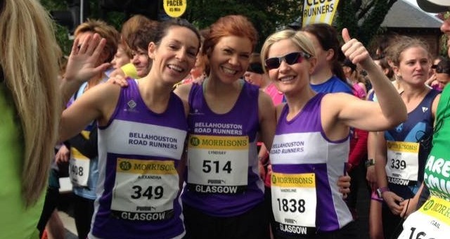 Women's 10k Results – 17 May 2015