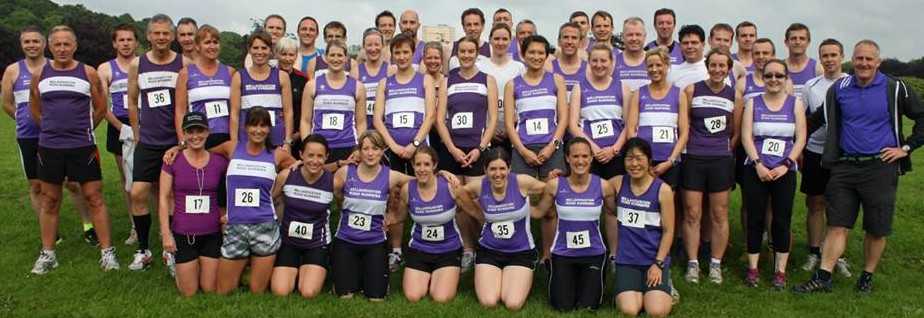 Bellahouston Road Runners