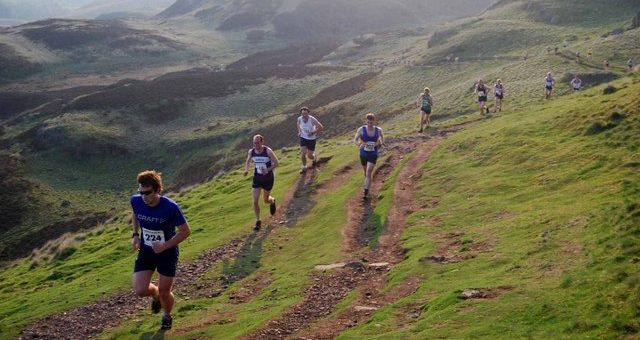 Dumyat Hill Race- 11 May 2016