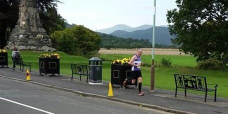 Aberfeldy Half Marathon- Race Report- 5 September 2015