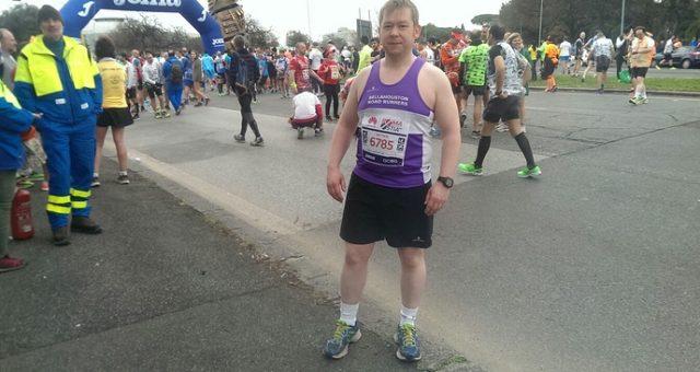Race Report: Rome Half Marathon