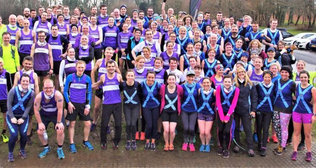 Bellahouston Mob Match 2018 – Road Runners retain bragging rights!