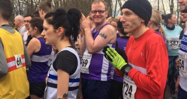 Race Report: 2018 Tom Scott 10 mile road race