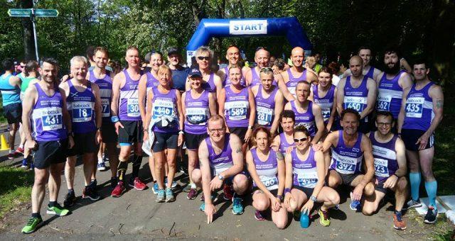 Babcock 10k series concludes; Edinburgh Marathon Festival