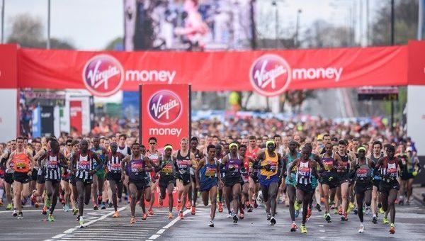 London Marathon 2016 – Bella Results
