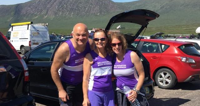 West Highland Way Relay 2016 – Danny's race report
